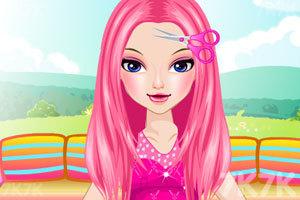 《芭蕾舞者的新发型》游戏画面5