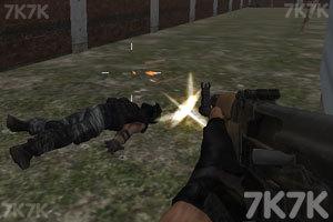 《狙击战神》游戏画面3