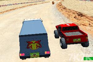《雷音改裝車大賽》游戲畫面4