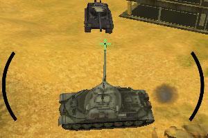 《3D坦克大战》游戏画面1
