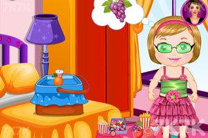《麦丽莎的野餐日》游戏画面2