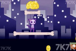 《幽灵小猫历险记》游戏画面2