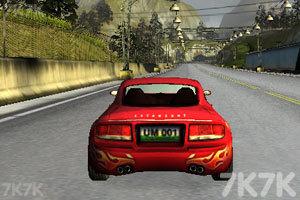 《3D车世界》游戏画面2