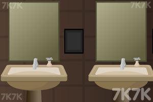 《逃出地铁洗手间》游戏画面2