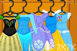 《芭比宝贝公主装》截图3