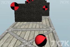 《滚动的彩色球》游戏画面2