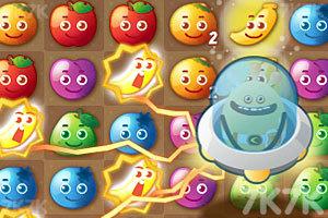 《霹雳小西柚》游戏画面2