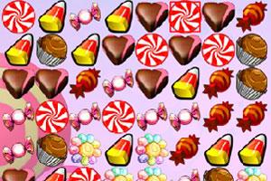 《美味糖果对对碰》游戏画面1