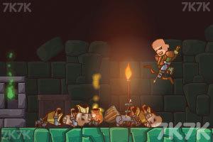《小勇士闯恶魔城2》截图9