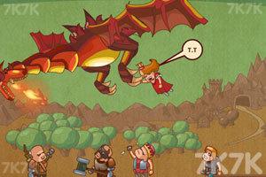《小勇士闯恶魔城2》游戏画面2