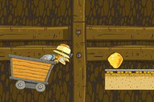 《矿工也酷跑》游戏画面1