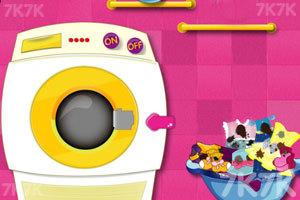 《清洗脏衣服》截图1