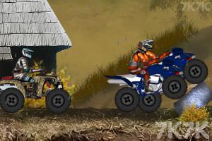 《森林越野挑战赛》游戏画面3