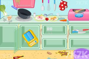 《清理厨房餐厅3》截图1