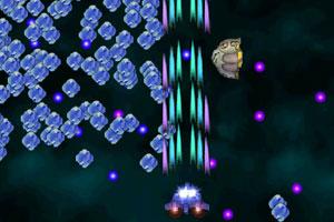《雷电战机》游戏画面1