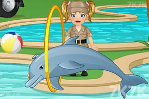 《动物园美好一天》游戏画面1