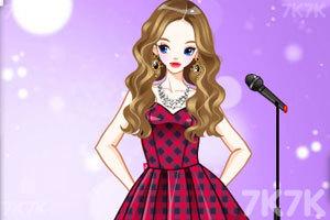 《性感的女歌手》游戏画面1