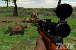 《全职猎人》游戏画面1