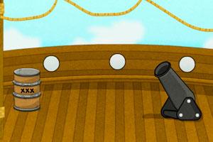 《海盗船生存逃脱2》游戏画面1