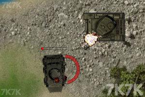 《坦克风暴3》游戏画面1