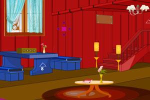 《逃出深红色房间》游戏画面1