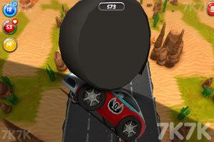 《极品撞车》游戏画面1
