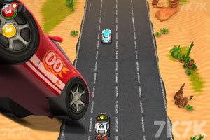 《极品撞车》游戏画面2
