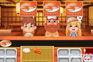 《寿司厨神》游戏画面1