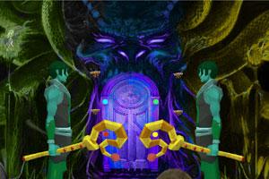 《逃出魔鬼洞穴》游戏画面1