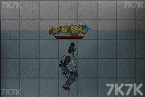 《特种兵之双刃战警升级版》游戏画面5