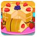 草莓冰淇淋蛋糕