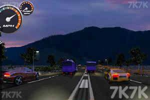 《高速公路狂飙》游戏画面2