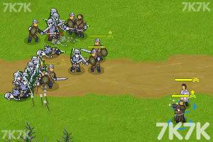 《皇族守卫军中文版》游戏画面4