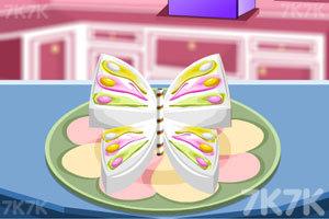 《漂亮蝴蝶生日蛋糕》截图3