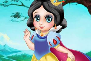 白雪公主宝贝挑战