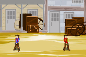 《致命的决斗》游戏画面1