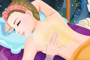 公主全身spa