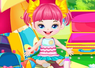 可爱小女孩去野餐_可爱小女孩去野餐小游戏_7k7k可爱