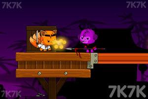 《进击的小狐狸》游戏画面2