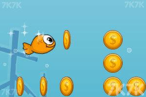 《贪婪的小鱼》游戏画面5