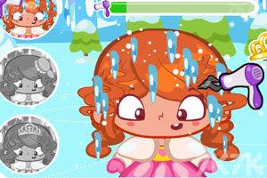 《苹果公主爱偷懒2》游戏画面1
