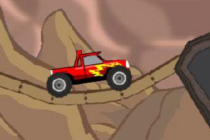 《卡车的历练加强版》游戏画面1