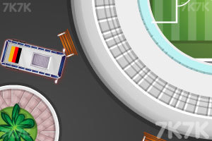 《世界杯停车》游戏画面2