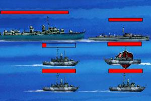 《军事战役之海上争霸》游戏画面1