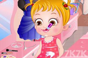 《可爱宝贝的生日聚会》游戏画面4