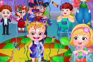 《可爱宝贝的生日聚会》游戏画面2