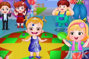 《可爱宝贝的生日聚会》游戏画面3