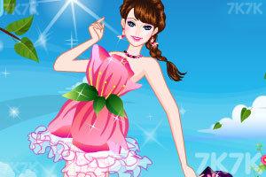 《漂亮的礼服裙》游戏画面3