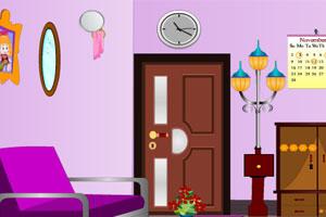 《逃出迷你卧室7》游戏画面1