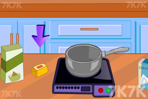《红薯芝士蛋糕》游戏画面3